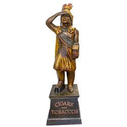 Large Cigar Store Indian