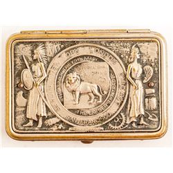 International Tailoring Co. Pictorial Match Case