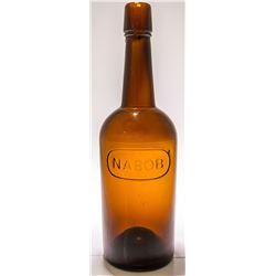 Nabob Deep Amber Bottle