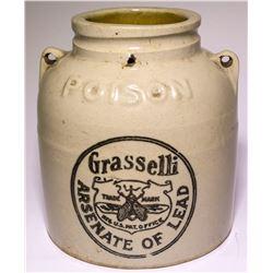 Grasselli Arsenate of Lead Jug