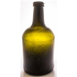 Early Ale Bottle c.1790