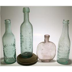 Miscellaneous Bottle Collection