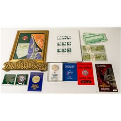 Las Vegas Gaming and Casino Collectibles