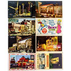 Reno, Nevada Gaming Postcards