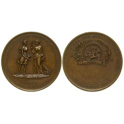 Sacramento Agricultural & Horticultural Fair Medal