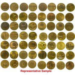 Bronze Israeli Medals (37)