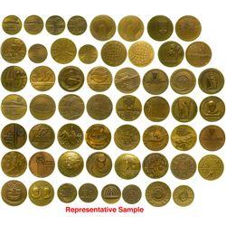 Bronze Israeli Medals (34)