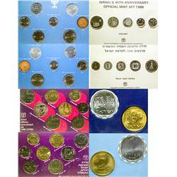 Coins of Israel Sets
