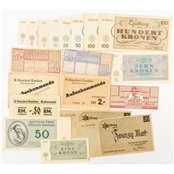 Concentration Camp Currency