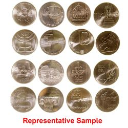 Israel Government Coins and Medals Corp. Binder