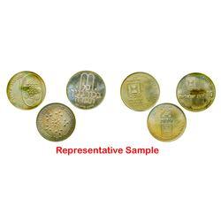 Pidyon Haben Israeli Coin Sets
