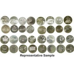 Silver Israeli Coinage 3