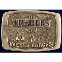 The Traders Wests Largest Belt Buckle