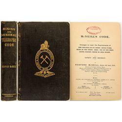 Telegraphic Code Book for Denver & Rio Grande Railroad