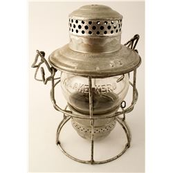 Adlake Railroad Lamp