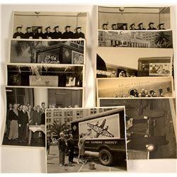 Wells Fargo /Railway Express Agency Photographs