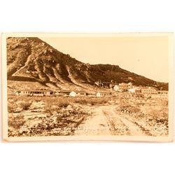 Golden Queen Mine Real Photo Postcard