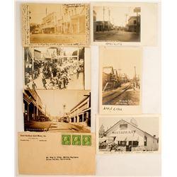 Nevada City Postcard Collection