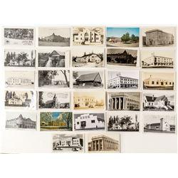 Postcards of Susanville Buildings