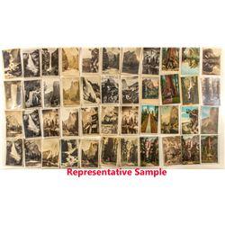 Spectacular Yosemite Postcard Collection