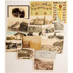 California Postcard  and Photograph Collection