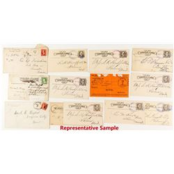 Beaverhead County MT Covers Collection