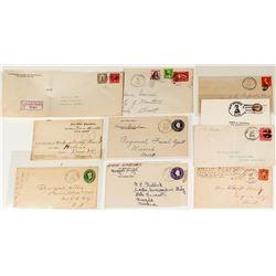 Twin Bridges Postal Collection