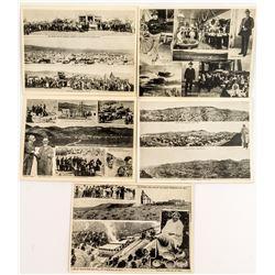 Five Large Size Multiple Scene Nevada Postcards