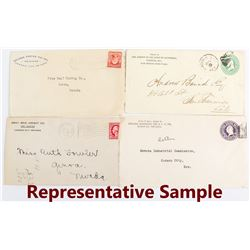 Xtra's from the Nevada Postal History Collection