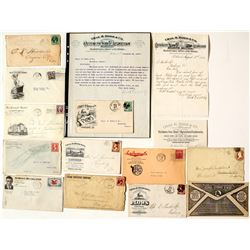 Pictorial Oregon Postal Covers