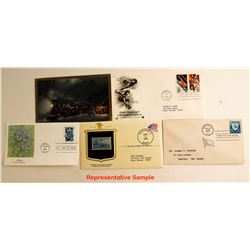 First Day Cover Collection 1