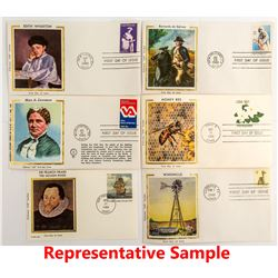 First Day Cover Collection 3