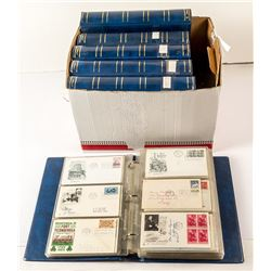 Thirty Year Collection of First Day Covers