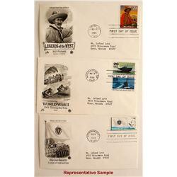 Postal Commemorative Society Albums 1