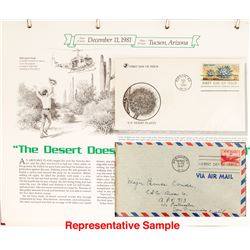 Readers Digest First Day Cover Collections