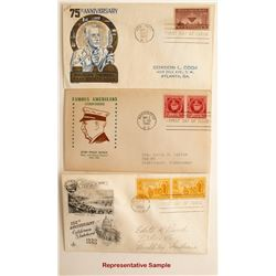 Early First Day Covers