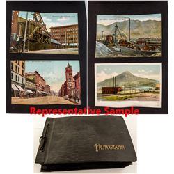 US Postcard Album