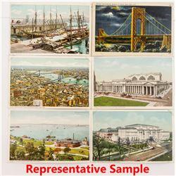 Second US Postcard Album