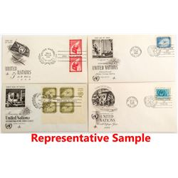 United Nations First Day Covers 2