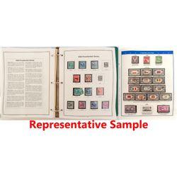 U.S. Stamp Albums 1