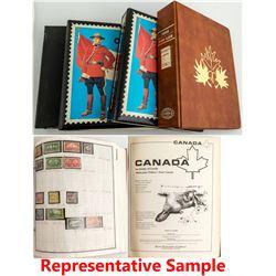 Canadian Stamp Albums