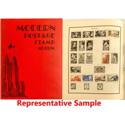 Foreign Stamp Albums 1