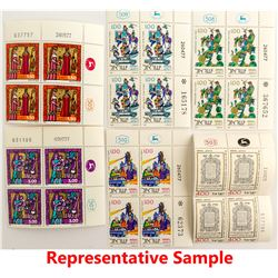 Foreign Stamp Albums 2