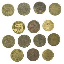 Tokens from Baghdad By the Bay (San Francisco, CA)