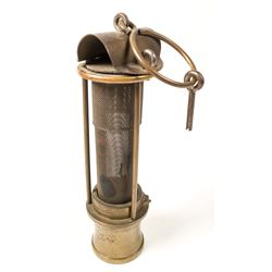 American Safety Lamp & Mine Supply Co., Davy Style