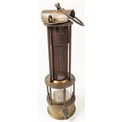 American Safety Lamp and Mine Supply Co. Safety Lamp