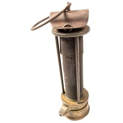 Unmarked Davy Style Safety Lamp