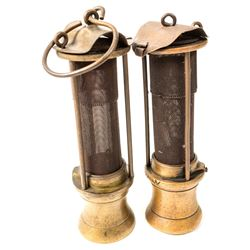 Hughes Bros., Davy Style Safety Lamps