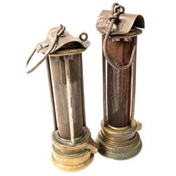 Hughes Bros. Safety Lamp Duo