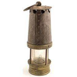 Unmarked Marsaut Style Safety Lamp